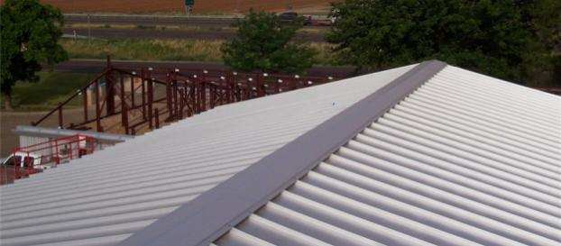Commercial Metal Roofing San Antonio