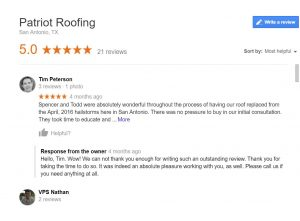 San Antonio Local Roofers
