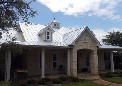 Standing Seam Metal Roofing San Antonio