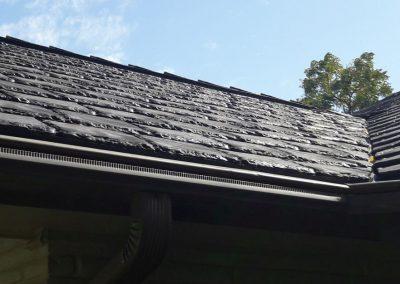 Euro Shield Brown Slate Roofing San Antonio