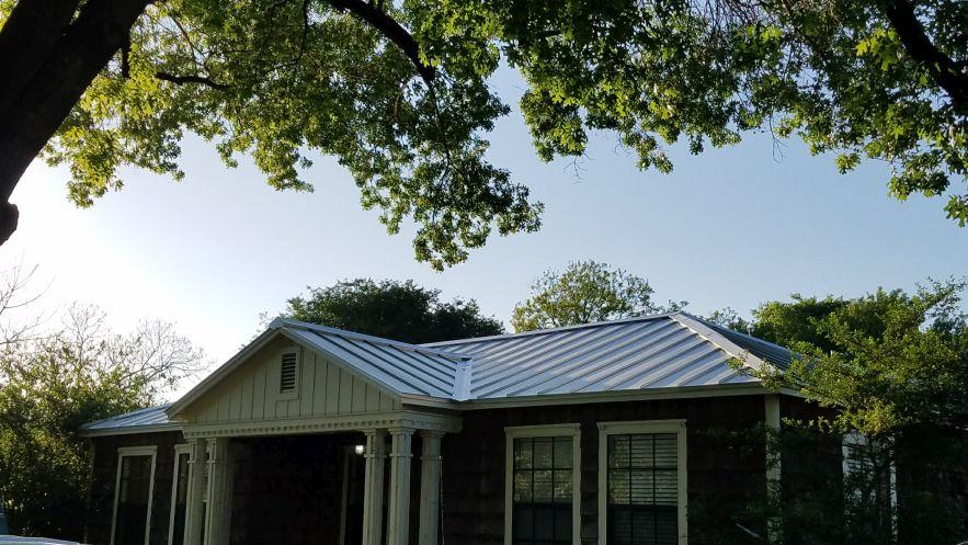 Metal Roofing San Antonio Tx