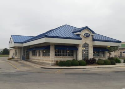 Standing Seam Metal Roofing Commercial